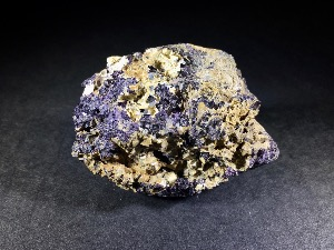 Blue John from Castletown, Derbyshire, England (No.34)