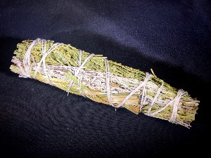 Sage, Cedar & Sweetgrass - Smudge Stick