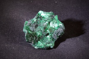 Silky Malachite from Democratic Republic of Congo (No.75)