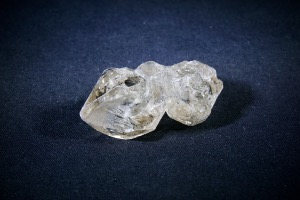 Double Terminated Elestial Quartz, from India (No.839)