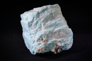 Amazonite from Spitzkoppe Area, Haribib, Erongo Region, Namibia  (No.70)