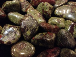 Jasper - Dragon Stone - Tumbled Stone