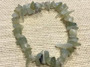 Serpentine - Gemstone Chip Bead Bracelet