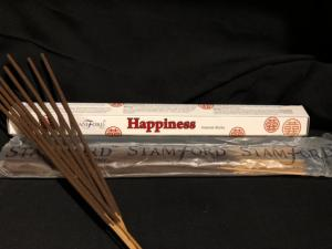 Happiness Incense Sticks - Stamford