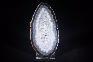 Natural Agate Slice (No.463)