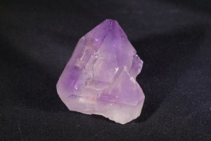 Amethyst Elestial from Baobad Mine, Kenya, Africa (No.53)