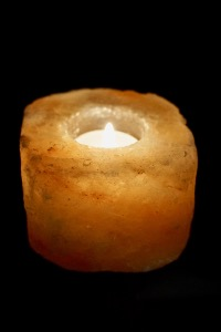 Himalayan T-Light Salt Lamp (No.79)