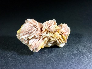 Baryte (Barite) from Castle Hill, Quarry, Somerset, UK (No.8)