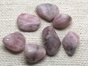 Quartz - Strawberry - 1 to 2.5cm Tumbled Stone (Selected)