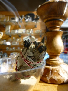 Burning Herbs - Californian White Sage - Smudge Stick