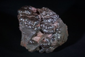 Botryoidal Hematite from Florence Mine, Egremount, Cumbria, UK (No.139)