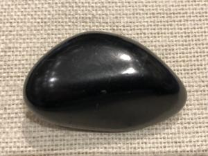 Shungite - Large pocket stone- Russia (no. LPS1)