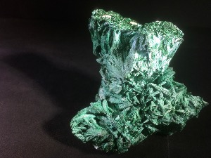 Silky Malachite, from Democratic Republic of Congo (No.102)