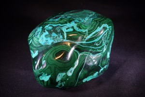 Malachite & Chrysocolla from Democratic Republic of Congo (No.494)