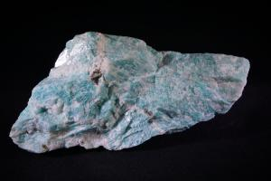 Amazonite from Spitzkoppe Area, Haribib, Erongo Region, Namibia  (No.72)