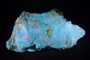Malachite & Chrysocolla from Kalukuluku Mine, Lumbumbashi, D.R. Congo (No.74)