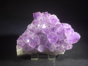 Amethyst Cluster, from Brazil (No.76)