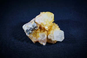 Golden Spirit Quartz (No.837)