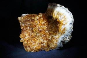 Citrine Cluster from Brazil (No.891)