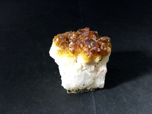 Citrine Cluster, from Brazil (No.4/8)