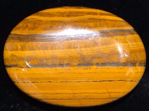 Palmstone - Tiger Eye ( item no. PA3)