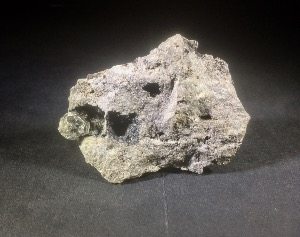 Herkimer Diamond in Matrix, from Herkimer County, New York State, USA (No.42)
