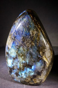 'A Grade' Polished Labradorite, from Madagascar (No.46)