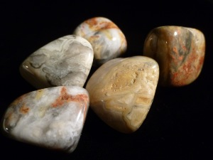 Agate - Crazy Lace - Tumbled Stone