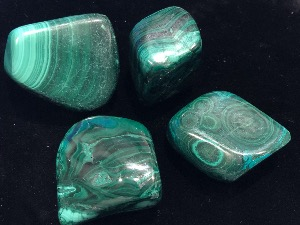 Malachite - 3cm Tumbled Stone
