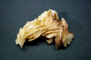 Barite from Ouichane, Segangan, Nador, Morocco (No.96)