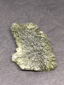 Moldavite, from the Czech Republic (No12480)