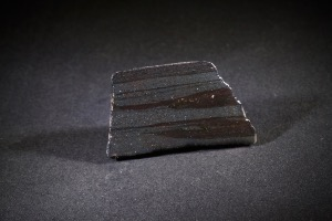 Hematite Slice, from U.S.A. (No.112)