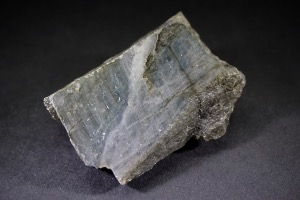 Labradorite (Half Polished/Half Rough), from Madagascar (No.12)