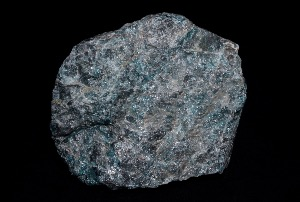 Apatite 'Blue' from Madagascar (No.80)