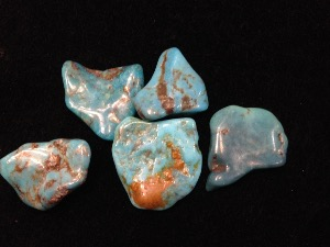Turquoise - Mexican - Tumbled Stone