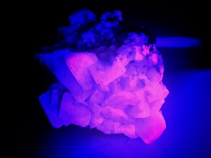 Fluorite (Fluorescent) from Yorkshire, Northern England (No.157)