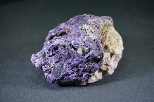 Purple Fluorite, from Colorado, U.S.A. (No.6)