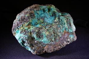 Chrysocolla & Malachite (No.67)