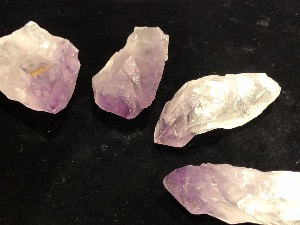 Amethyst - Crystal Point - 40g to 60g (Selected)