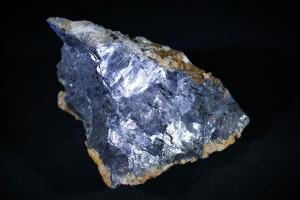 Galena, from Crich Quarry, Derbyshire (No.36)