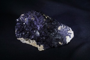 Blue John, from Castleton, Derbyshire, UK (No.76)