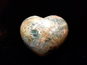 Heart - Amazonite ( item no. 157)