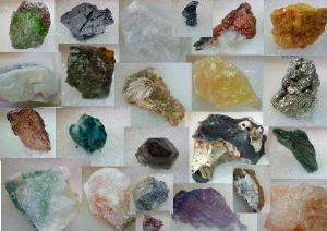 Crystals - A to Z