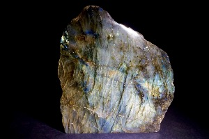 Labradorite, from Madagascar (No.14)