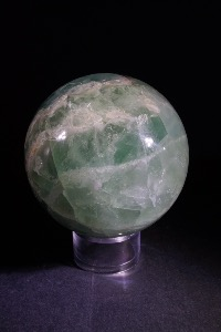 Fluorite Sphere (No.27)