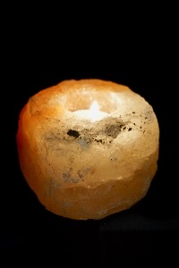 Himalayan Salt Lamp T-Light (No.77)