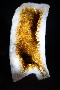 Citrine Cathedral from Brazil (No.888)