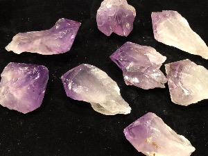 Amethyst - Crystal Point - 15g to 28g