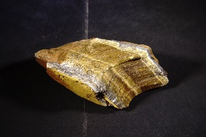 Rough Golden Tiger Eye (No.49)