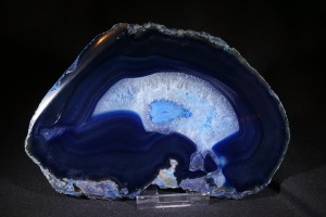 Dyed Blue Agate (No.61)